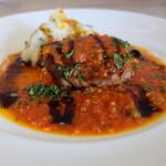 タンテ グラッツィェ - ステーキ