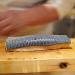 海味 - 鯖棒寿司