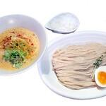 麺や 樂 - 【2020年 冬季限定】つけ麺 カレー