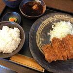 とんかつ浜名 - 料理写真:おろしロース定