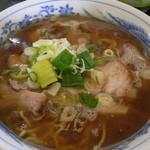 大勝食堂 - 醤油ラーメン(650円)