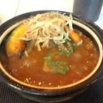 シンパティカリモーネ - 野菜カレー