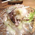 ぽすと - 島胡瓜のサラダ