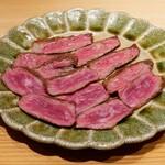 肉割烹 上 - ☆お見事な焼き上がりです(#^.^#)☆
