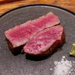 肉割烹 上 - ☆シャトーブリアン&サガリちゃん(^^)/☆