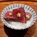 肉割烹 上 - ☆シャトーブリアン丼(^u^)☆