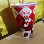 マクドナルド - コカ・コーラ(サンタバージョン)