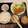 とん喜亭 - 料理写真:とん喜かつセット 980円