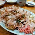 居酒屋大吉 - 素麺チャンプルー