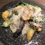 ジビエ×イタリアン ラカッチャ - 旬野菜のグリルとぺコリーナ