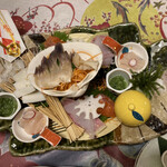 海の別邸ふる川 - 料理写真: