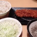 14284913 - ヒレカツ定食