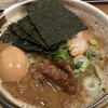Yoshidaseimenten - 料理写真:魚介豚骨細麺 特製らーめん(味玉) 1,050円