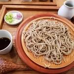 Sobanomiikkanjin - 玄挽き蕎麦1000円