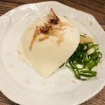 Chamidori - ざる豆腐