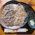 そば切 雨耕庵 - 料理写真:もりそばの2色もり(900円)です。