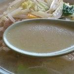 日本一食堂 - スープ。リフト(^-^)/