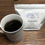 アイオライト コーヒーロースターズ - HOUSE BLEND
