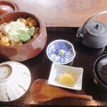142853073 - トンくりまぶし丼 ¥1,100円