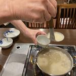 新三浦 - とりスープ