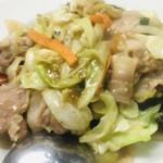 142854017 - 肉野菜炒め