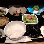 Shunsaiaoyama - 鯖味噌煮の御膳