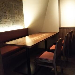 個室利用はルームチャージとして3000円頂いております。