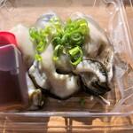 サカナテラス - 舞鶴産の生牡蠣