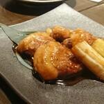 蕎麦切り くろ - 合鴨照り焼き ¥858