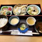 すみ - 料理写真:訪問日の「すみ御膳」税込¥1100-