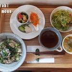 カフェ セレステ - 野菜のプレート