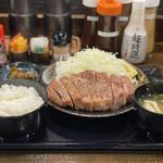 142872399 - ・上キセキステーキ定食 1,650円/税込