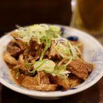 142873655 - 牛すじどて煮 500円(税別)