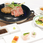 Restaurant Garden - ★☆★ 【ディナータイム限定】ステーキを堪能できるコースを多数ご用意★☆★