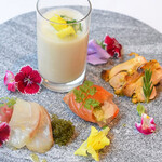 Restaurant Garden - ◆◇◆---2020~2021【個人盛コース】プランをご用意しております---◆◇◆