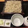 海老民 - 料理写真:もりそば600円(税別)