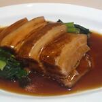 天厨菜館 - 〔真空冷凍〕大沢豚の柔らか煮(4枚入り)