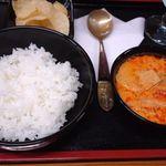 スマイル - 料理写真:タイカレーレッド750円
