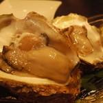 飯豊 - 岩牡蠣