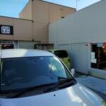 142882761 - 駐車場は店舗横に2台あります
