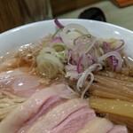142889055 - 鴨コンフィ麺