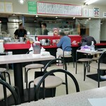 Chuukasobasenmonten fukunaga - 店内