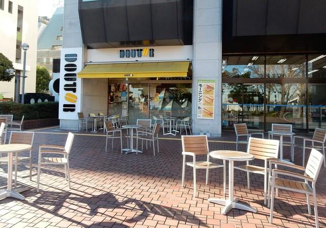ドトールコーヒーショップ 産業貿易センター店