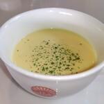 142897754 - セットのスープ