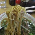 玉姫ラーメン - 麺