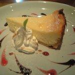 カフェ エウル - チーズケーキ