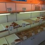 天然酵母のパン イーサタケ - パン売り場3