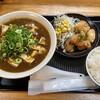 中華居食屋 たまりば - 料理写真:麻婆麺のラーメン定食