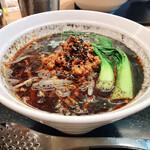 紀州清流担々麺 produce by KEISUKE - 料理写真:黒胡麻の坦々麺(税込950円)
