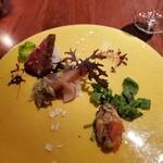 Terrace Dining TANGO - 前菜